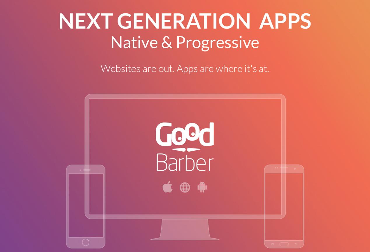 Crea una Next Generation App con GoodBarber 4.0