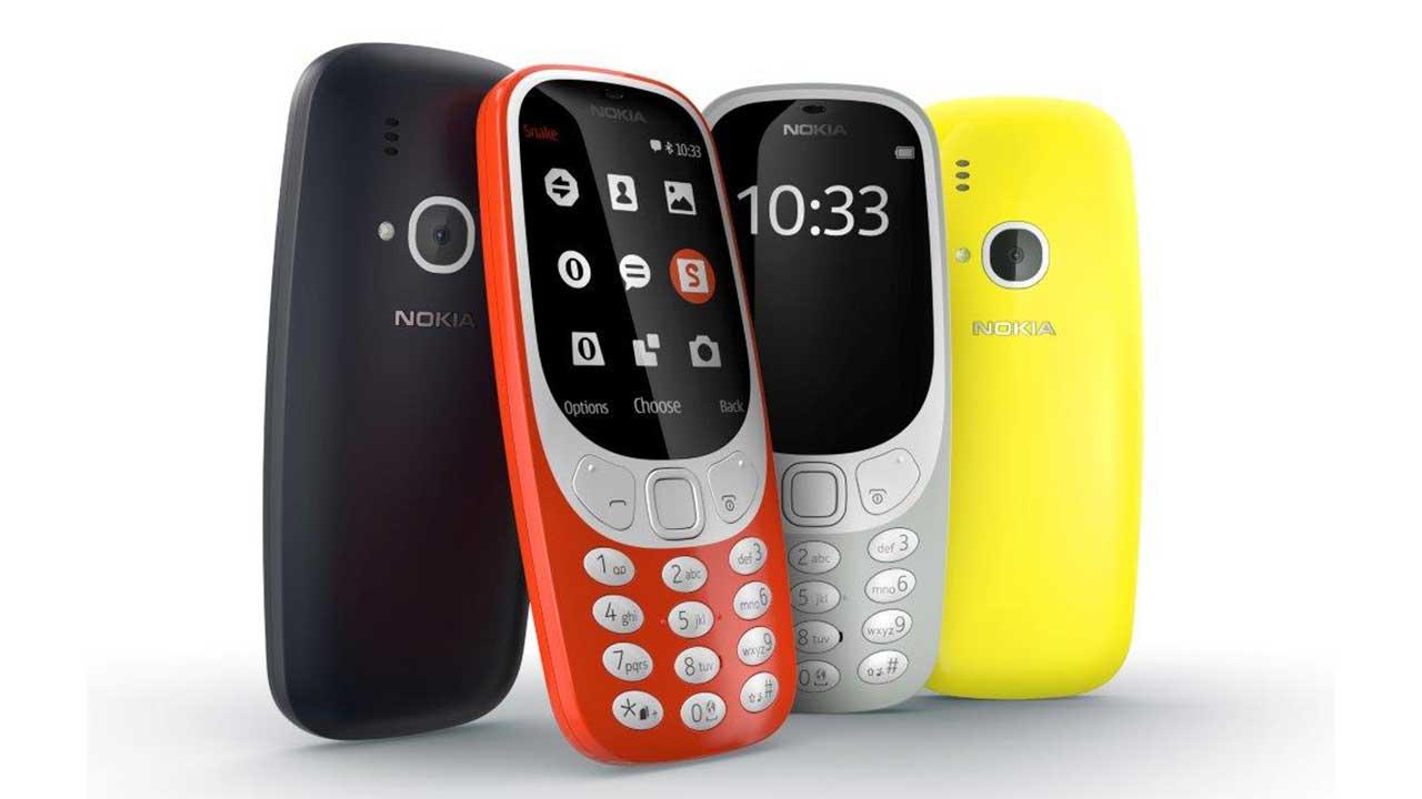 Arriva il Nokia 3310 3G, la versione moderna di un cellulare dal fascino retrò