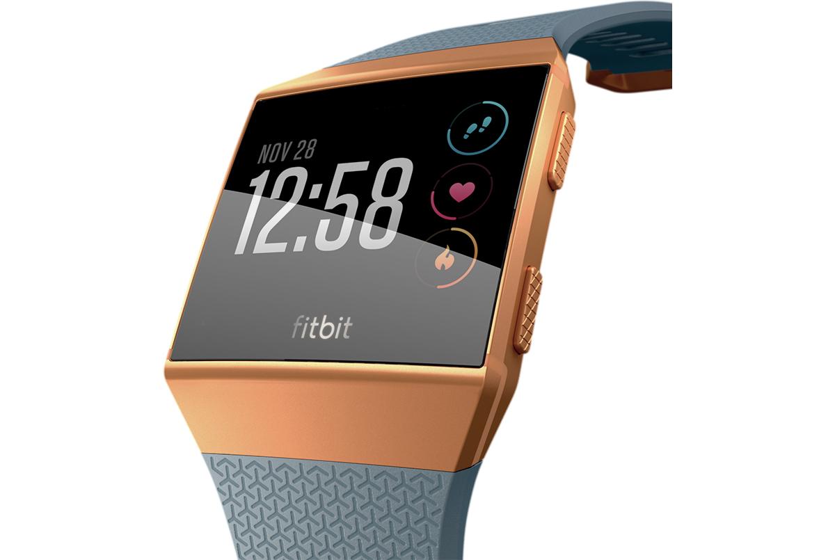 fitbit ionic lo smartwatch che misura l ossigeno nel